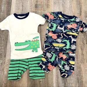 Carter's 2 pack toddler jammies